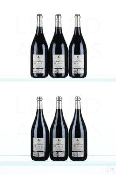 2005 Benjamin Romeo Rioja La Vina De Andres Romeo Liende