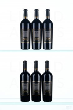 2007 Shafer Cabernet Sauvignon Hillside Select