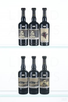 2007 Sine Qua Non Dangerous Birds Assortment
