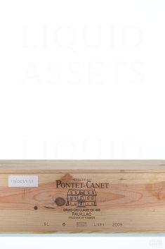 2009 Château Pontet-Canet