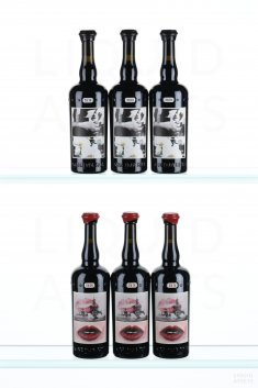 2010 Sine Qua Non Stockholm Syndrome Assortment
